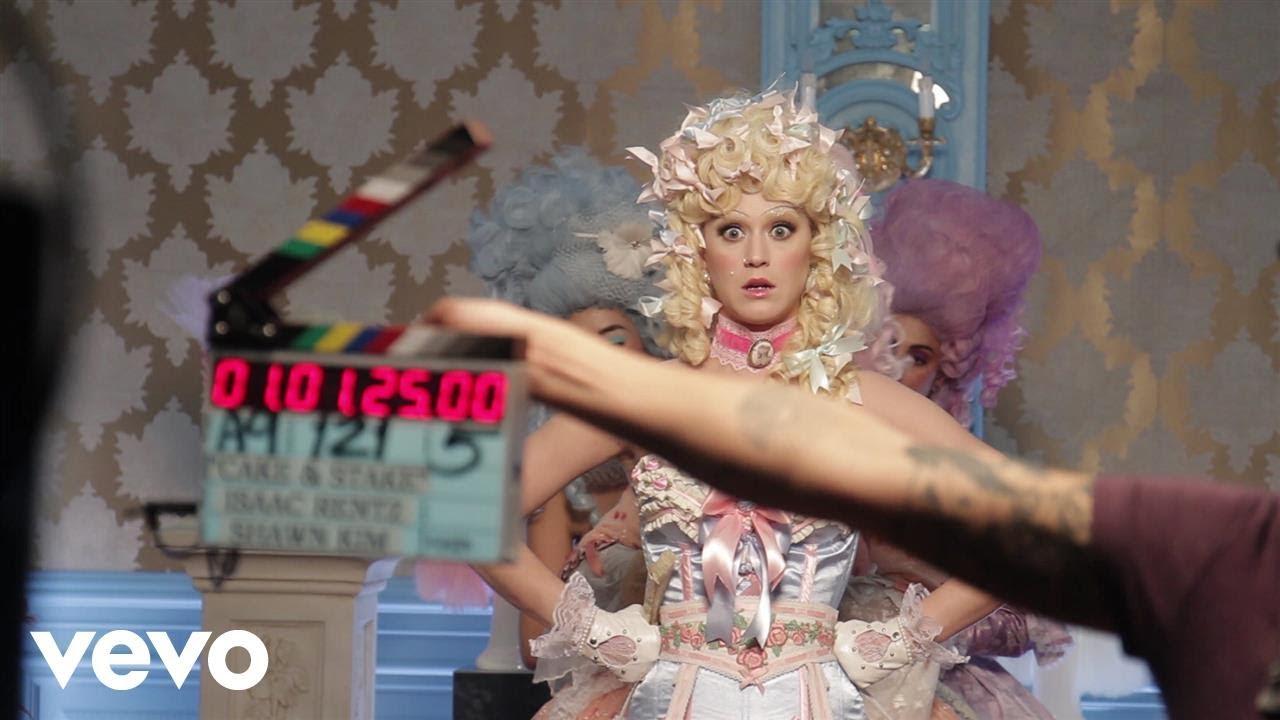 "Katy Perry — Making Of ""Hey Hey Hey"" Music Video"