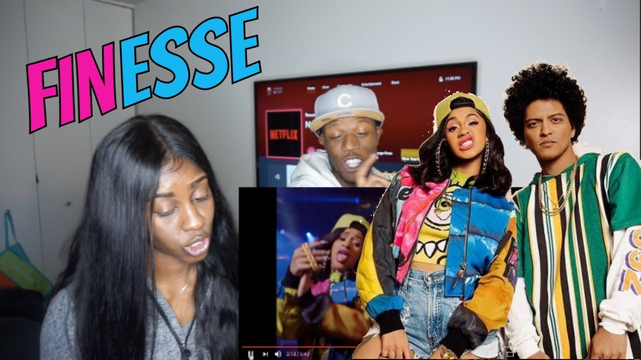 Bruno Mars — Finesse (Remix) ft. Cardi B (Official Video)