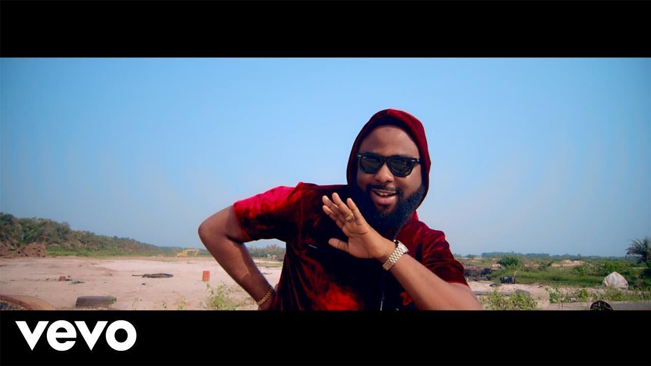 VJ Adams — Bless My Way (Official Video) ft. Mr Eazi