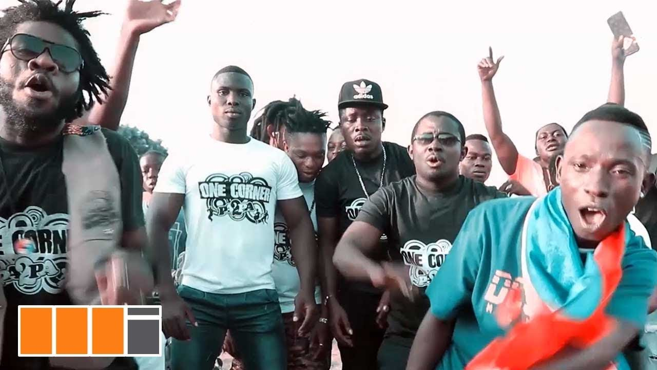 Patapaa — One Corner feat. Ras Cann & Mr Loyalty (Official Video)
