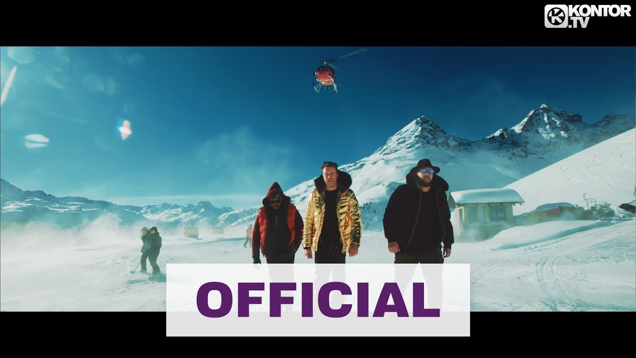 DJ Antoine feat. Armando & Jimmi The Dealer — El Paradiso (Official Video HD)