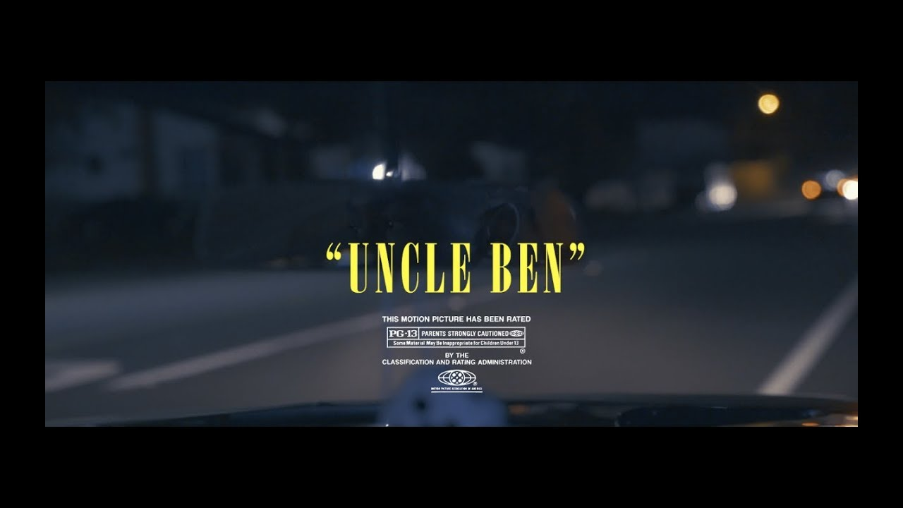Rob $tone — Uncle Ben (Official Video)