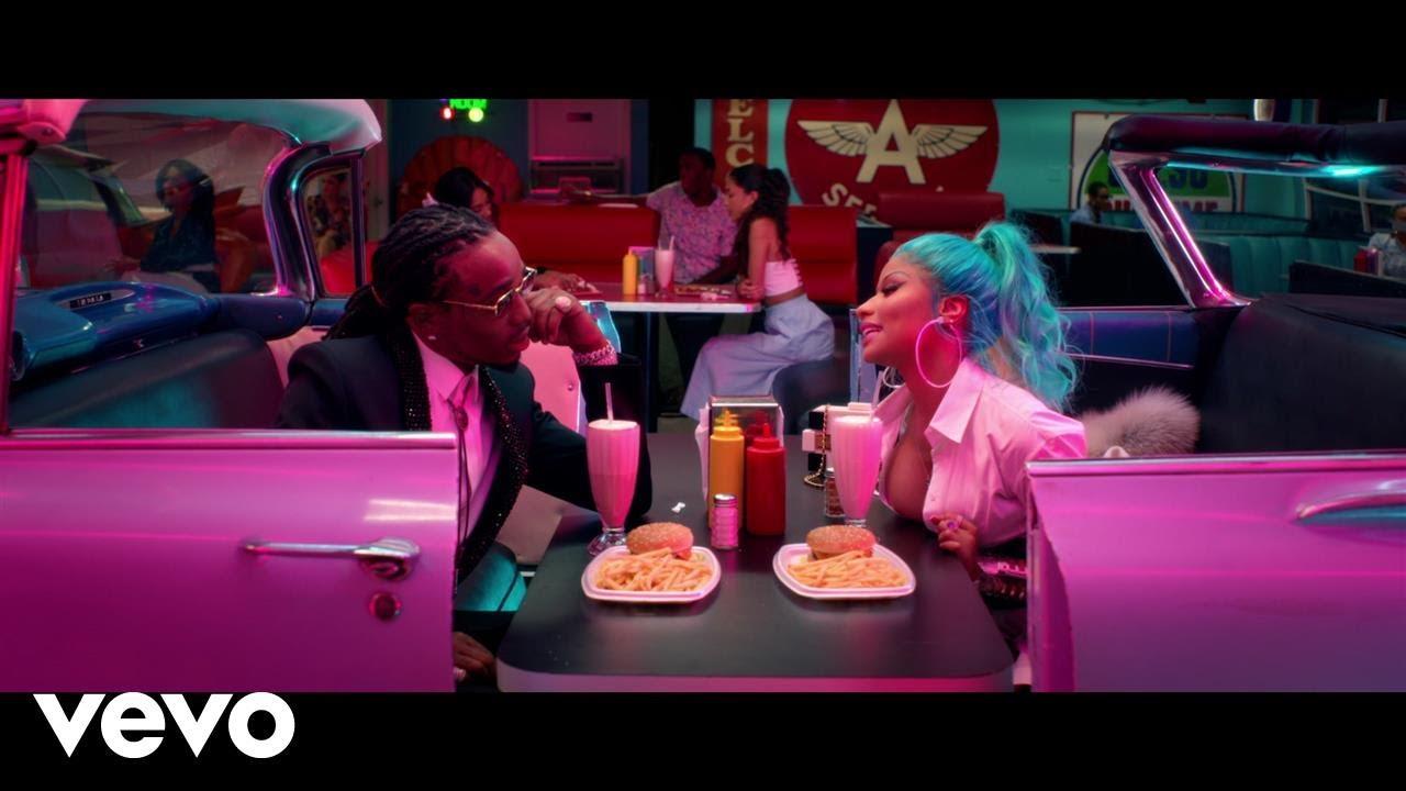 Quality Control, Quavo, Nicki Minaj — She For Keeps (Official)