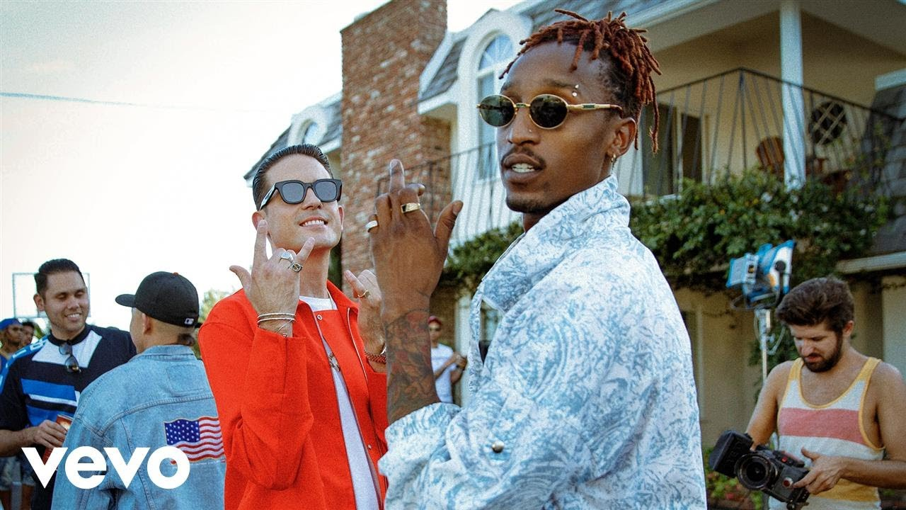 Marty Grimes — SIKE! (Official Video) ft. P-Lo, G-Eazy