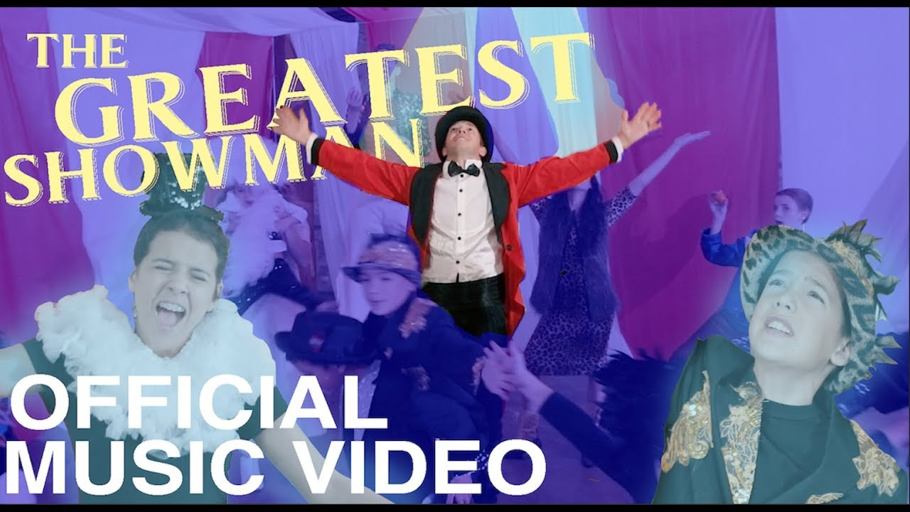 THE GREATEST SHOWMAN | OFFICIAL MUSIC VIDEO [HD] «THIS IS ME» cover