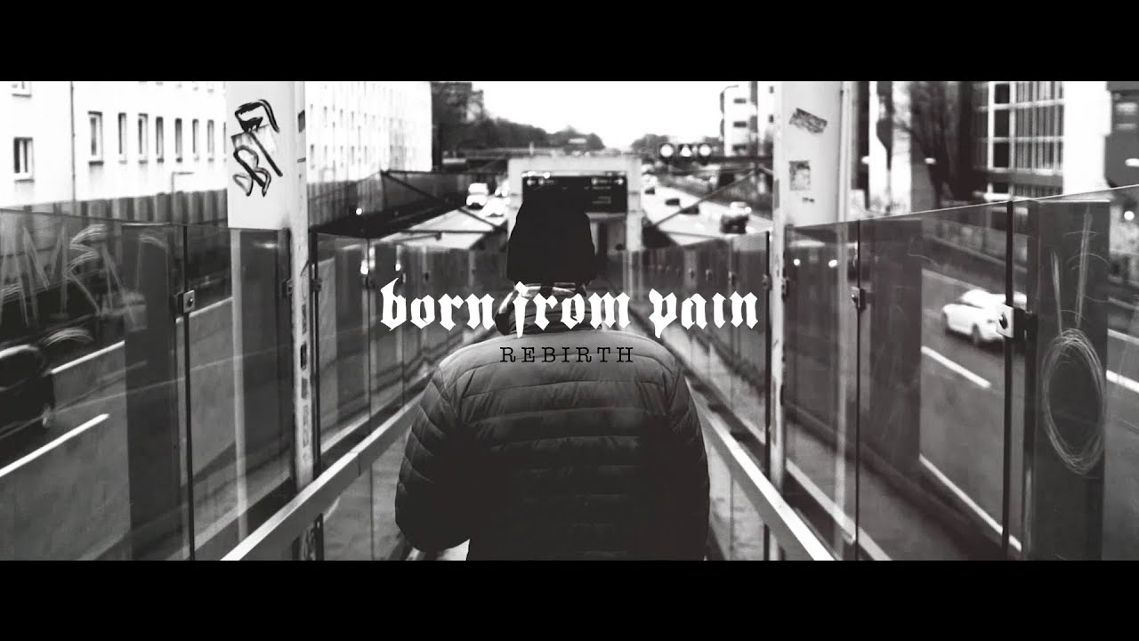BORN FROM PAIN «Rebirth» OFFICIAL MUSIC VIDEO