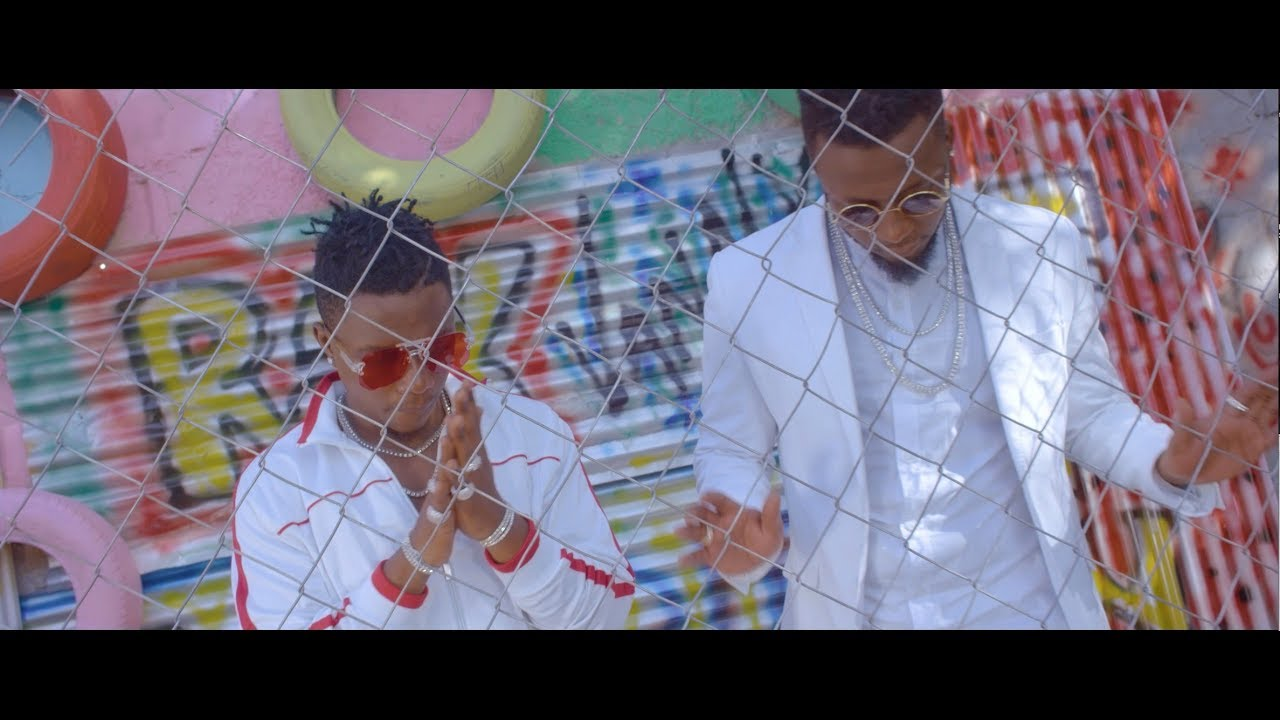 Safi Madiba ft Rayvanny — Fine (Official Video)