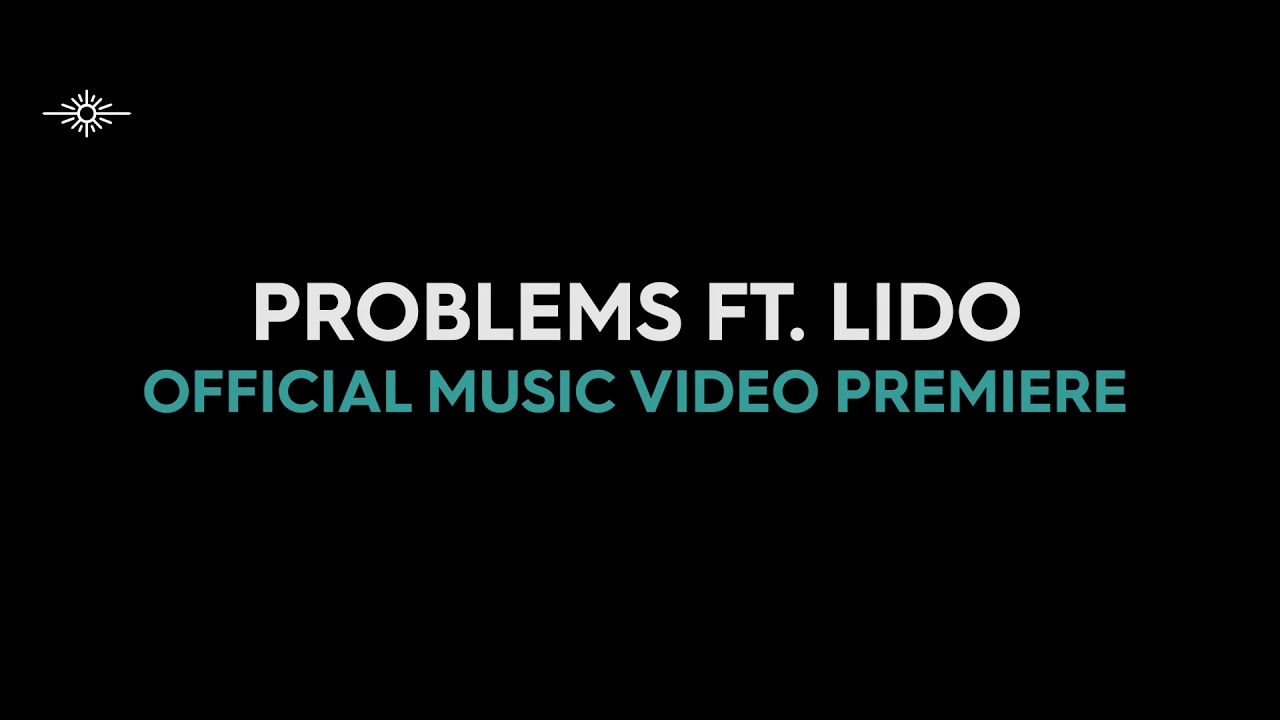 Petit Biscuit — Problems Ft. Lido (Official Video) : Premiere this Thursday at 5PM CET / 8AM PT