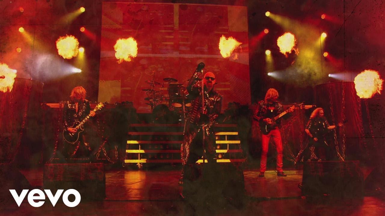 Judas Priest — Lightning Strike (Official Video)