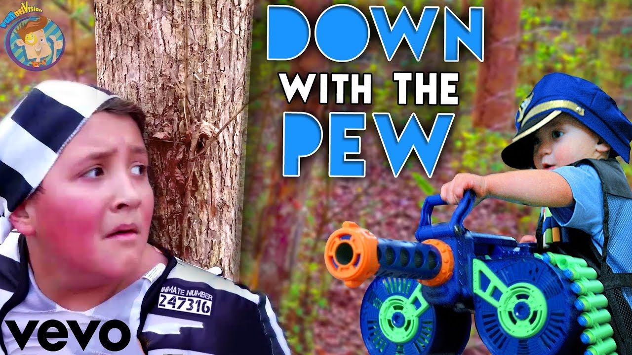 FUNnel Vision 🎵 DOWN WITH THE PEW (Official Music Video)