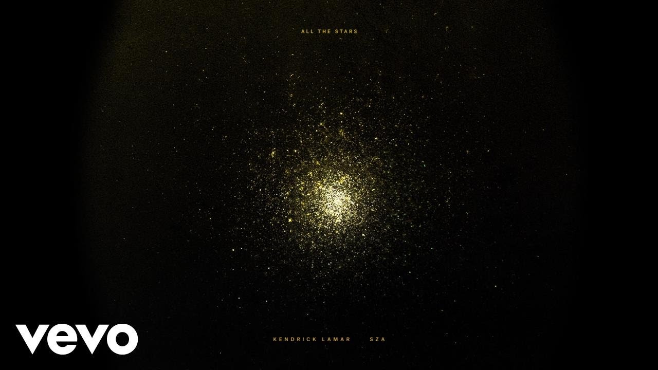 Kendrick Lamar, SZA — All The Stars (Audio)