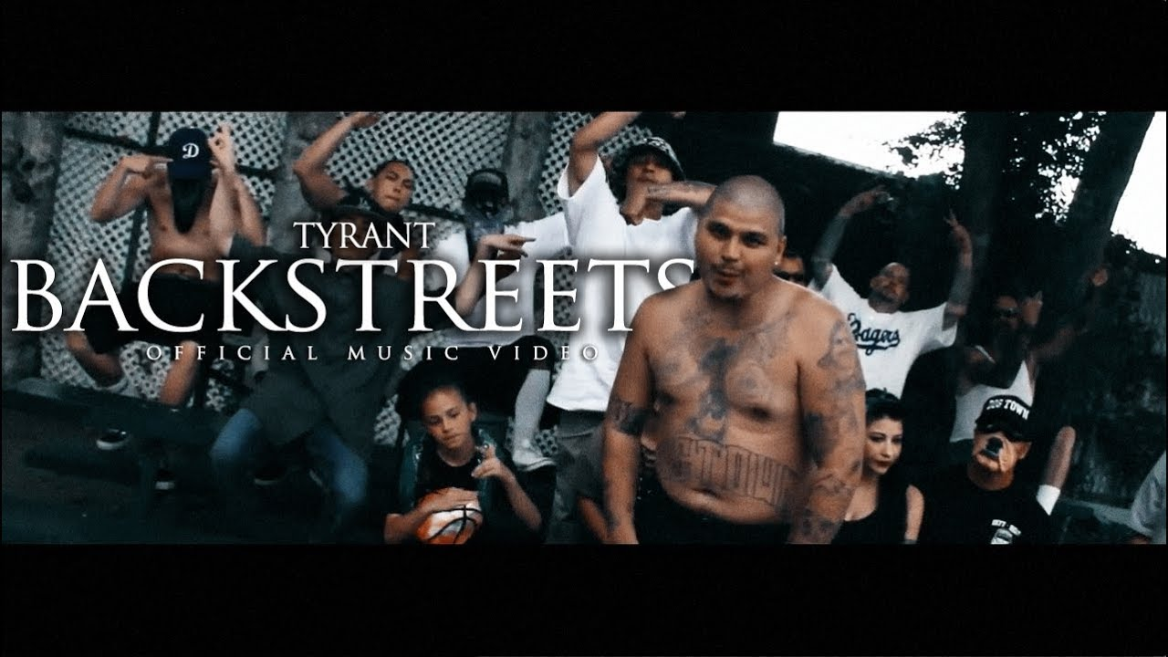 Tyrant — BackStreets (Official Music Video)
