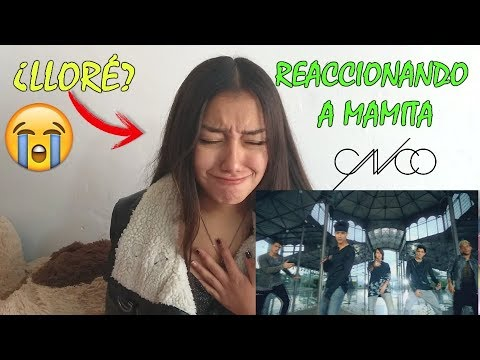 CNCO — Mamita (Official Video) *REACCIÓN* | HERMANOS CAST