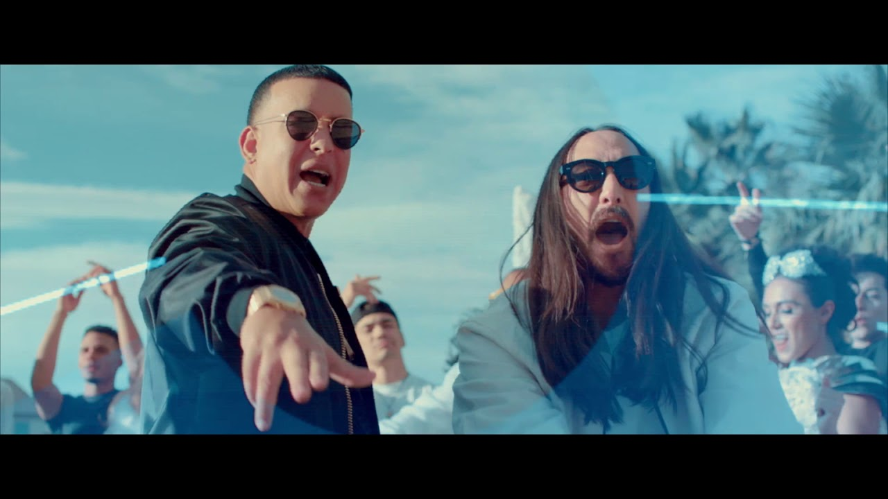 Steve Aoki, Daddy Yankee, Play N Skillz & Elvis Crespo — Azukita (Official Video) [Ultra Music]