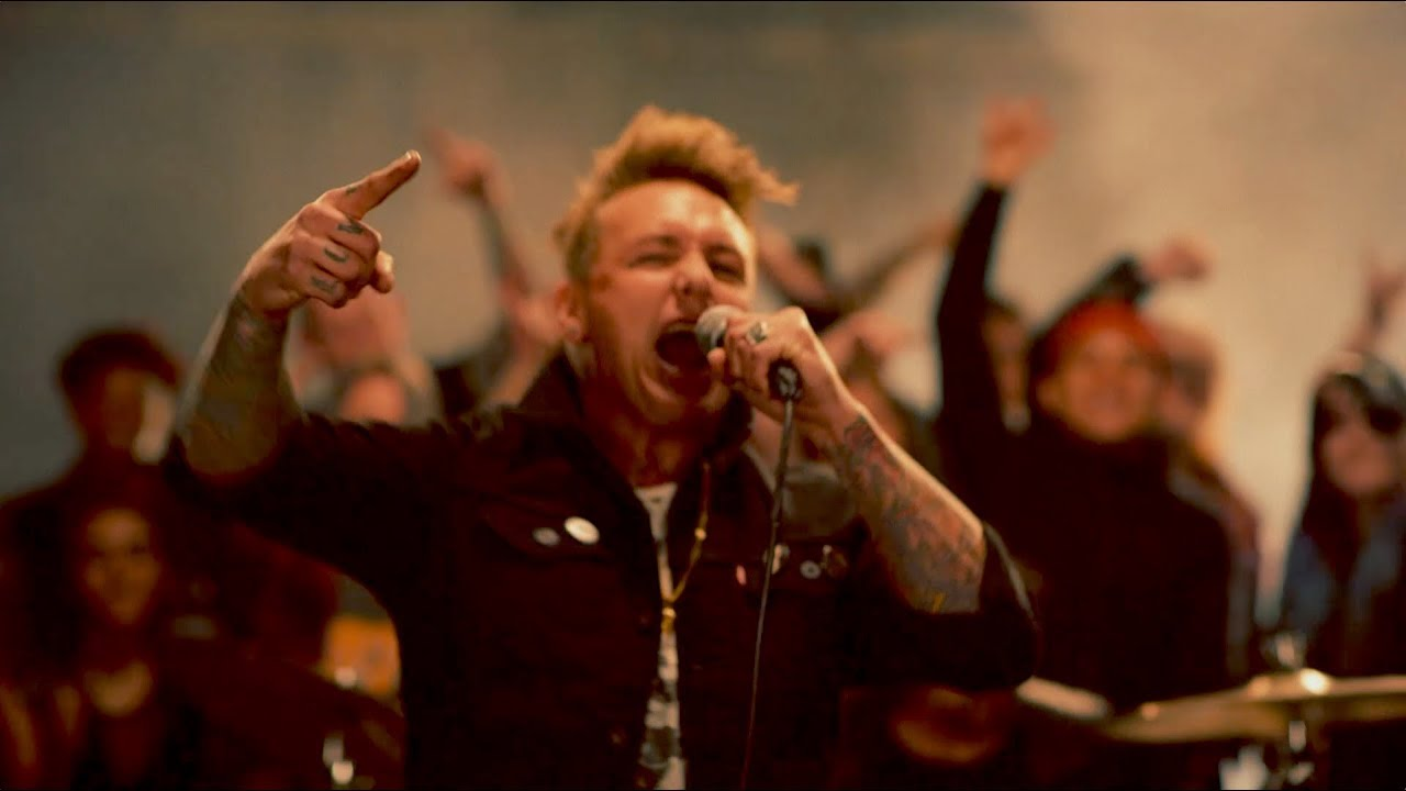 Papa Roach — Born For Greatness (Official Video)