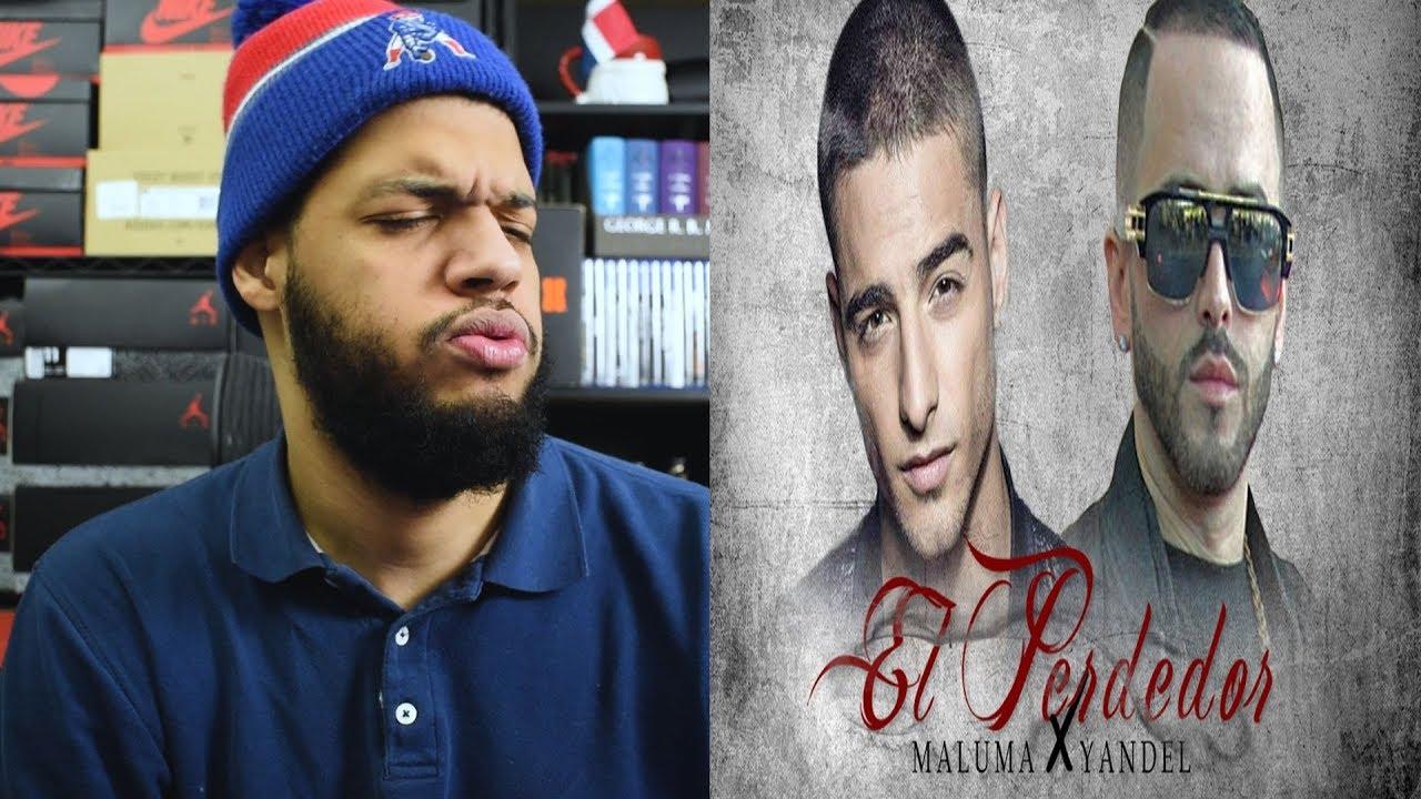 Yandel — Sólo Mía (Official Video) ft. Maluma — Solo Mia Reaccion