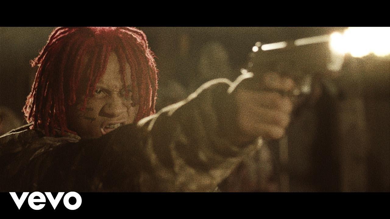Trippie Redd — Dark Knight Dummo ft. Travis Scott