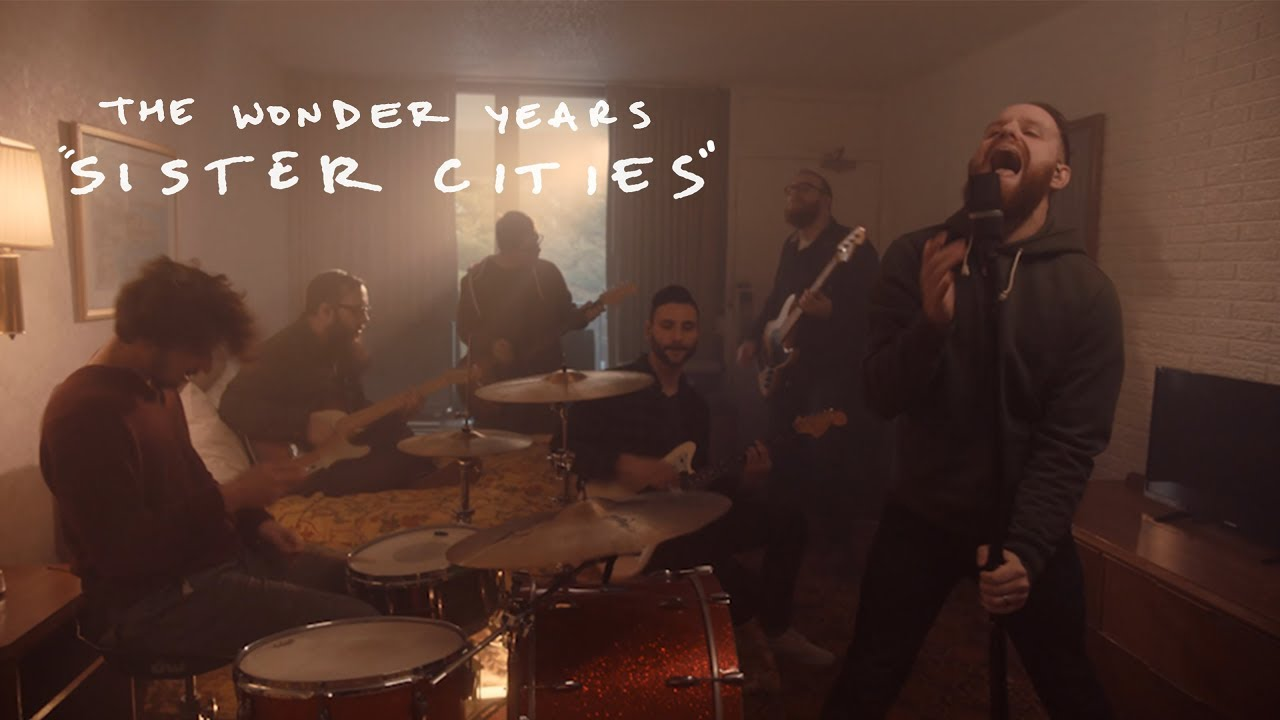 The Wonder Years — Sister Cities (Official Music Video)