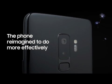 Official Video: Samsung Galaxy S9 | S9+ Leaks In A Video By Samsung
