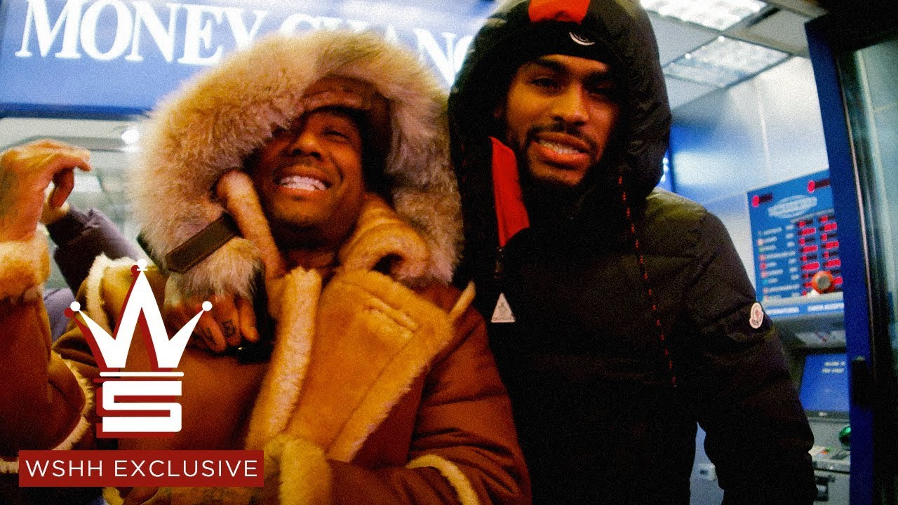 Maino Feat. Dave East & Jaque «Bag Talk» (WSHH Exclusive — Official Music Video)