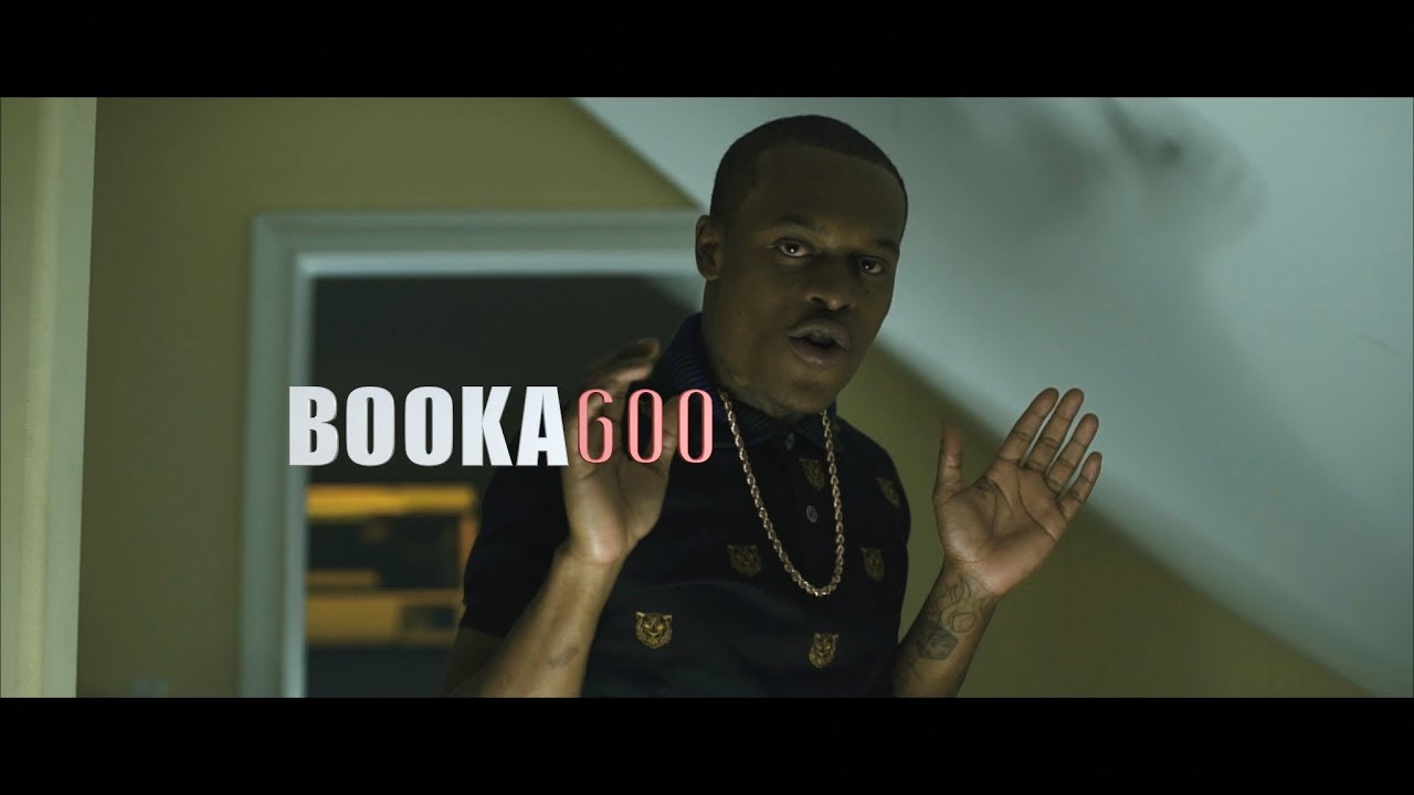 Booka600 — Pesos (Official Video) Directed By Rio Productions