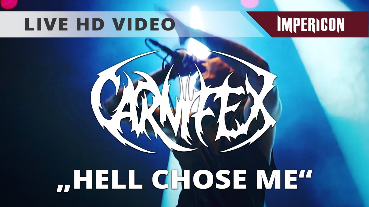 Carnifex — Hell Chose Me (Official HD Live Video)