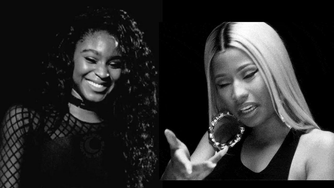 Normani, Nicki Minaj — HARD (Official Video)