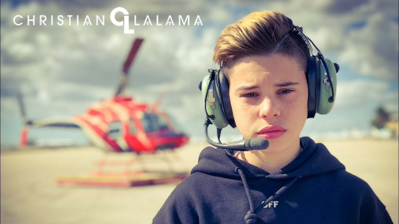 Helicopter — Christian Lalama (Official Music Video)