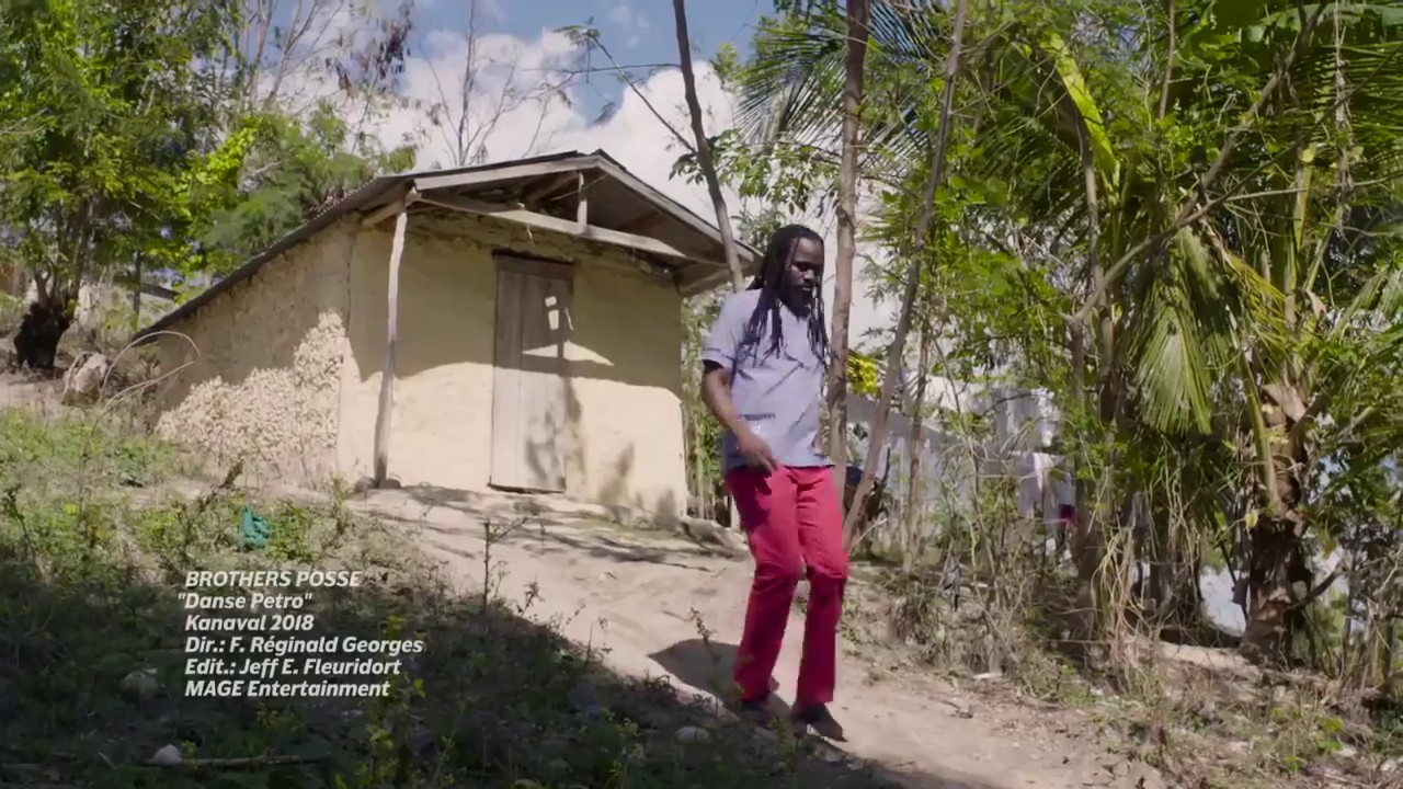 Brothers Posse — Danse Petro (Official video Kanaval 2018)