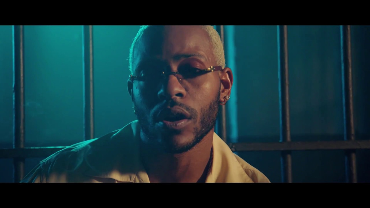 Eric Bellinger — G.O.A.T. 2.0 (ft. Wale) [Official Video]