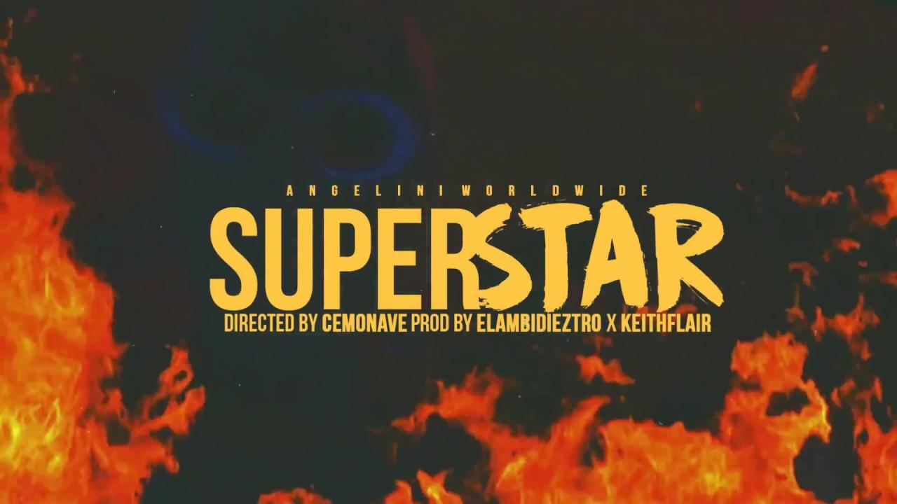 Big Angelo — Superstar [Official Video]