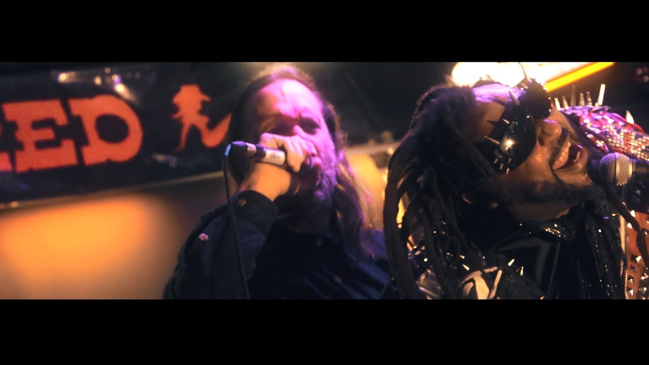 SKINDRED — Machine (Official Video) | Napalm Records