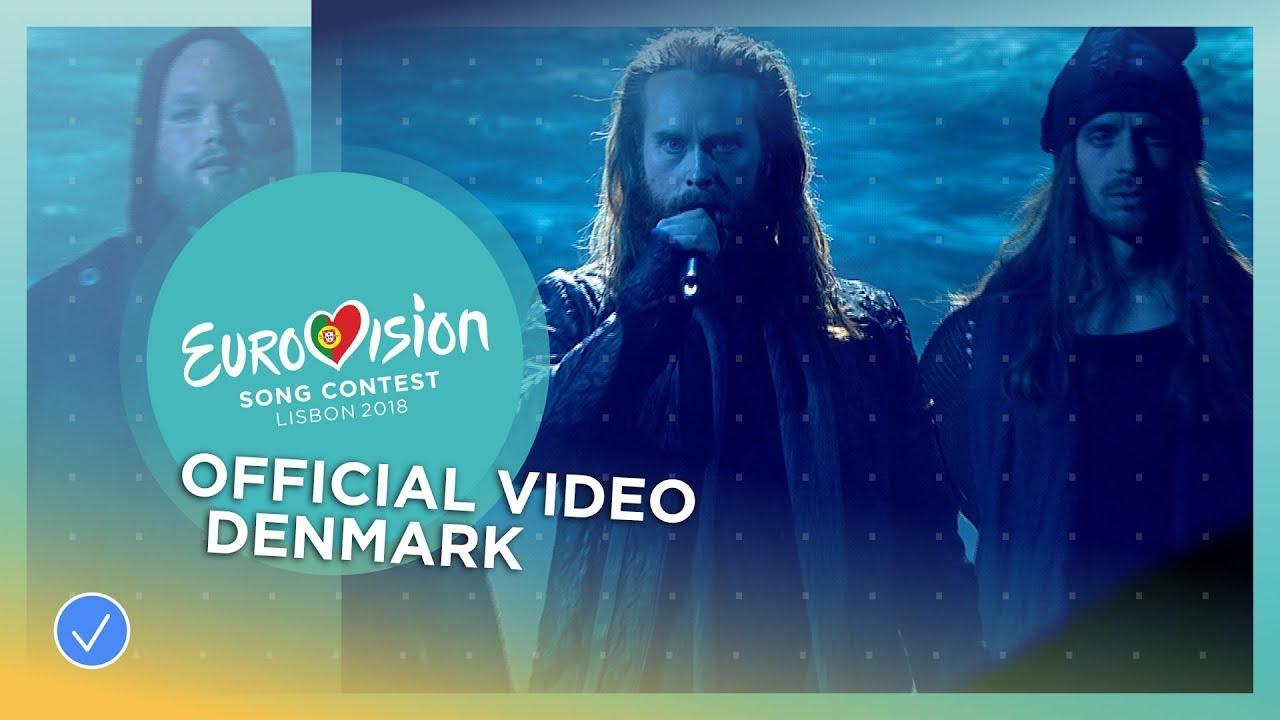 Rasmussen — Higher Ground — Denmark — Official Video — Eurovision 2018