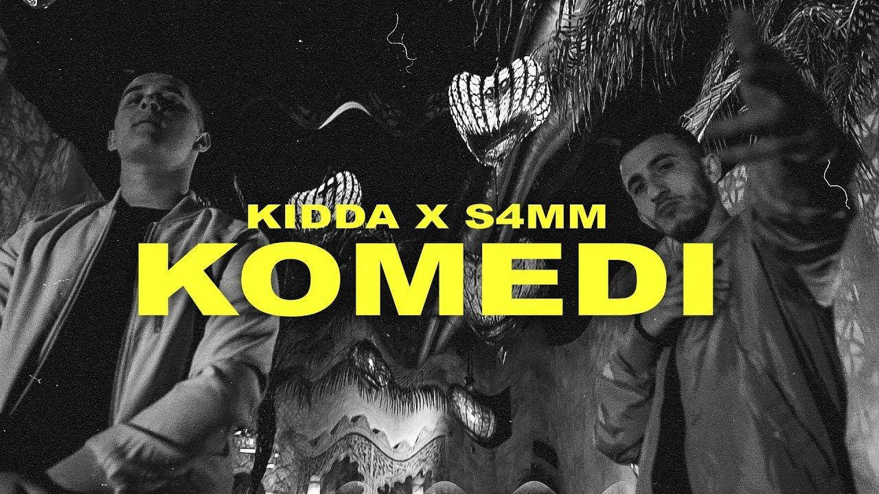 KIDDA x S4MM — KOMEDI (Official Video)