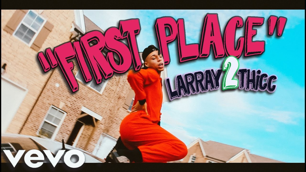 THE RACE (REMIX) — FIRST PLACE / LARRAY (OFFICIAL MUSIC VIDEO)