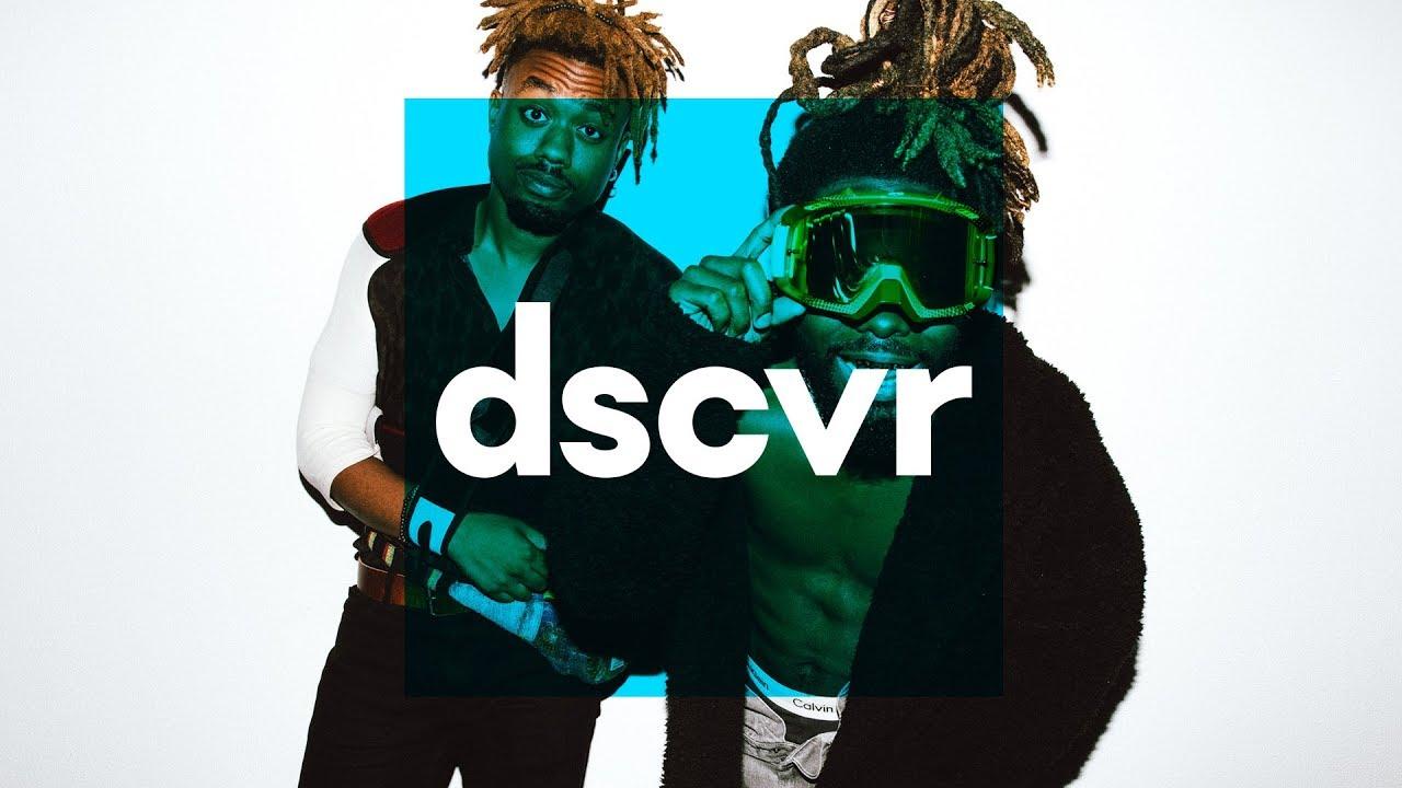 EarthGang — EarthGang x DJ Semtex — dscvr ARTISTS TO WATCH 2018