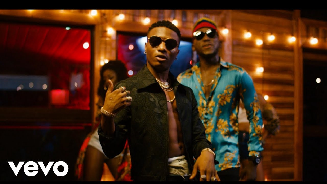 DJ Spinall & Wizkid — Nowo (Official Video)