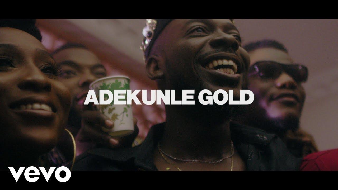 Adekunle Gold — IRE (Official Video)