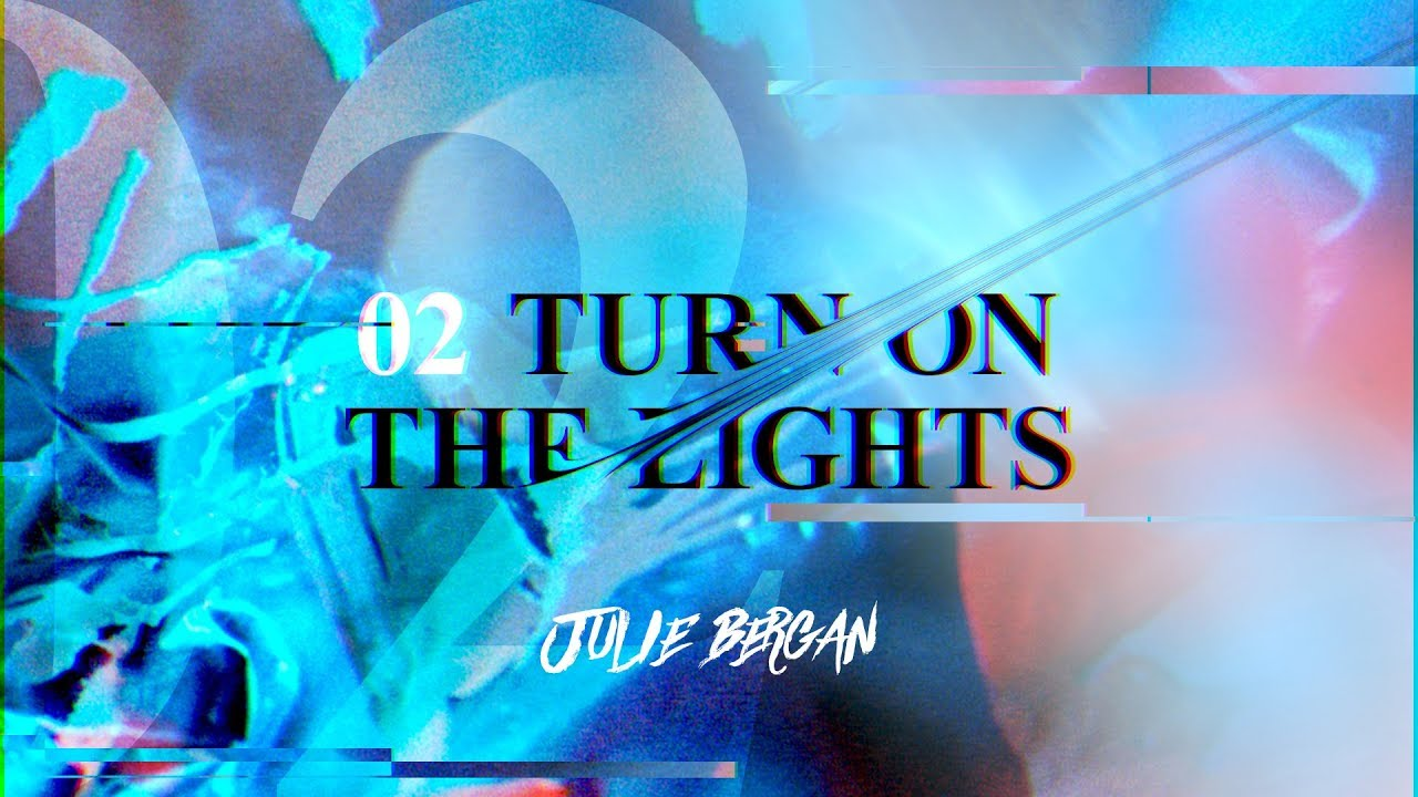 Julie Bergan — Turn On The Lights (Official Video)