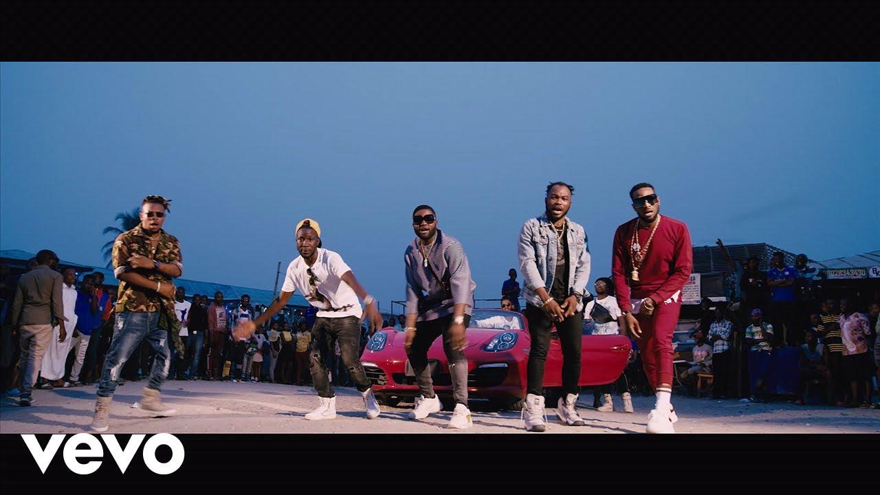 D'banj — Issa Banger [Official Video] ft. Slimcase, Mr Real