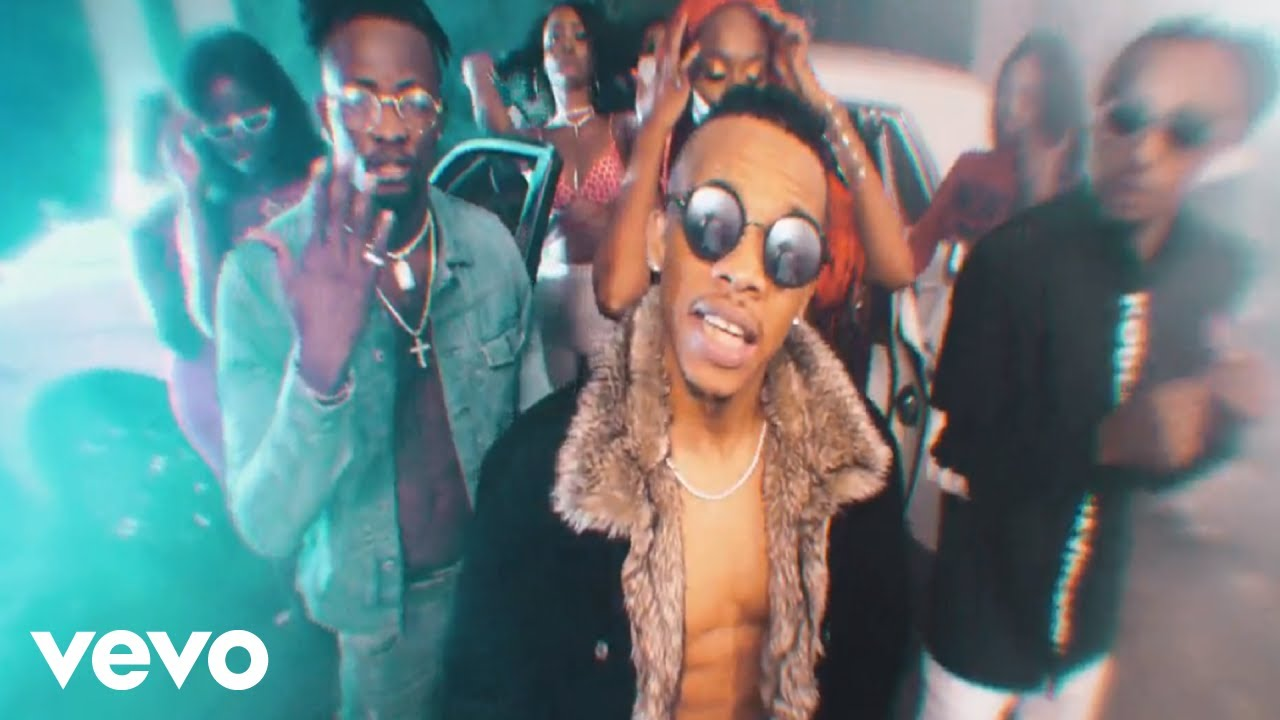 Tekno — Anyhow (Official Video)