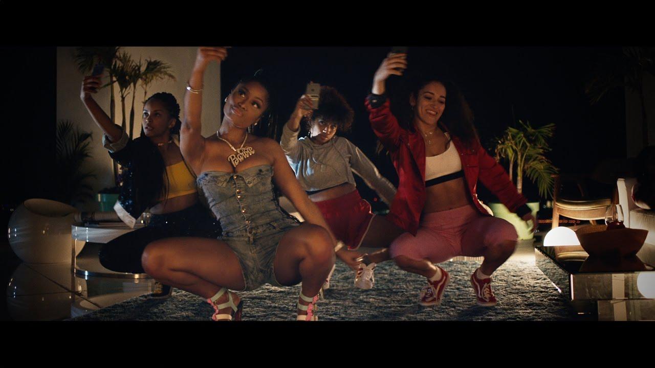 Major Lazer — Run Up (feat. PARTYNEXTDOOR & Nicki Minaj) (Official Music Video) — YouTube