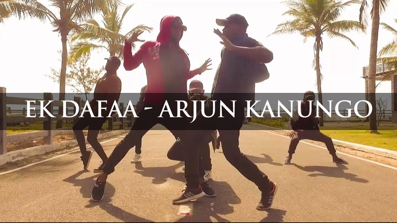 Ek Dafaa — Arjun Kanungo | Chinnamma | Official Video | Strangerz Crew Choreography