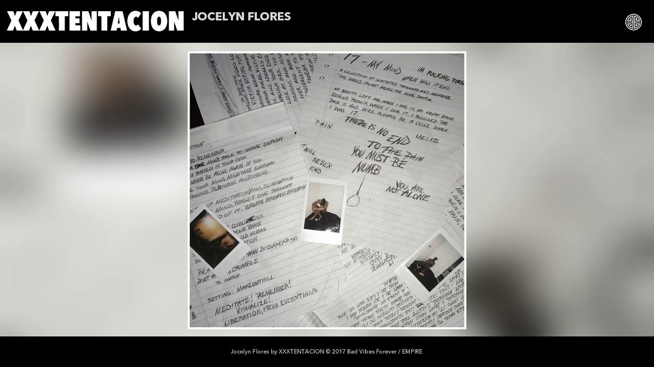 XXXTENTACION — Jocelyn Flores (Audio)